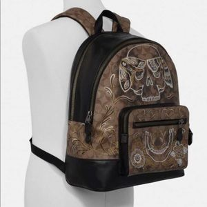 Coach Chelsea Animation Western Backpack!